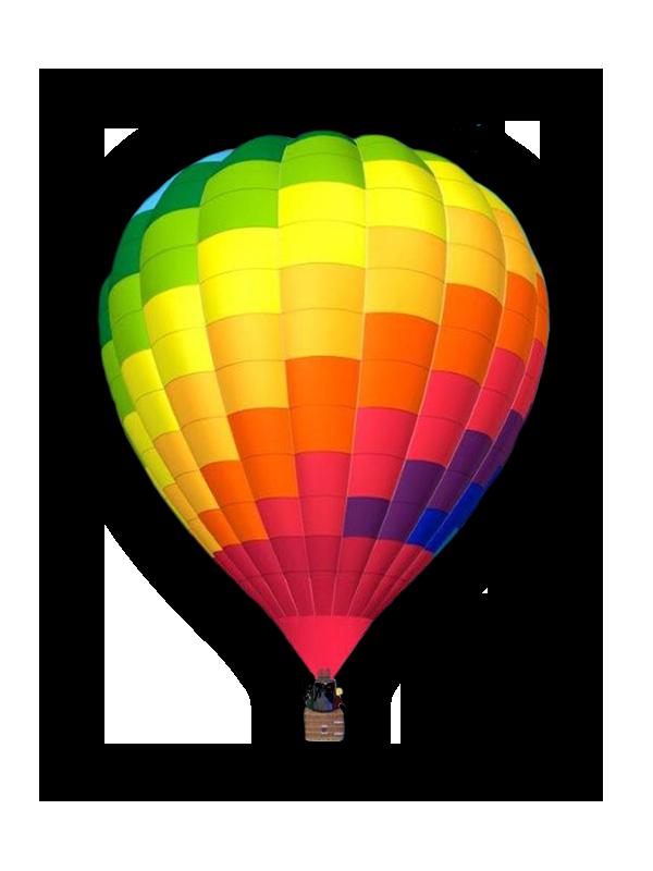 mongolfiera G-CHOJ