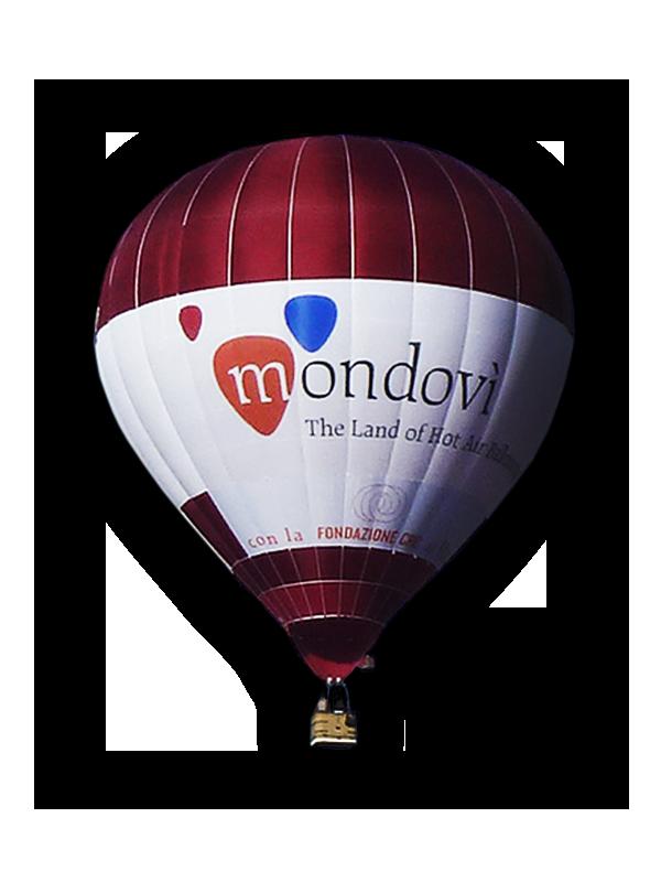 mongolfiera I-CKOP